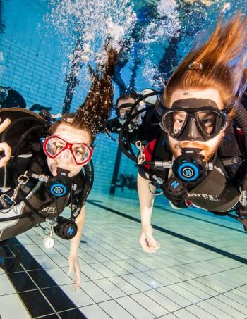 Aanmelden – PADI Open Water Diver cursus