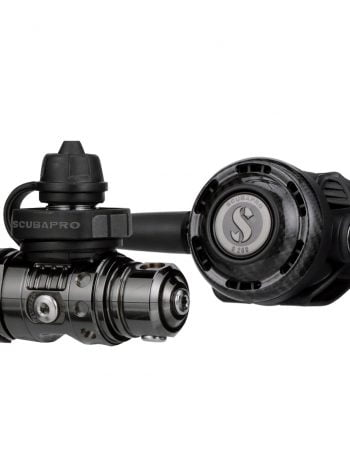 Scubapro MK19 EVO Carbon Black Tech