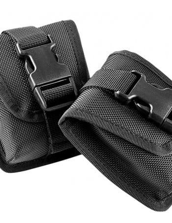 X-Tek Counter weight pockets