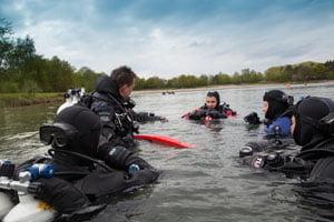 Veiliger duiken – Tips van Tijn