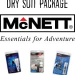 McNett Dry suit package