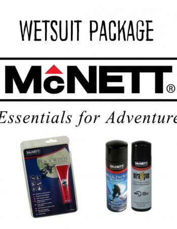 McNett Wetsuit Package