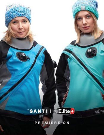 Santi E-Lite Plus Ladies First