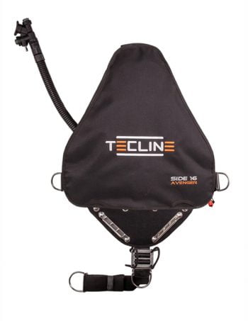 Tecline Avenger 16 Side mount