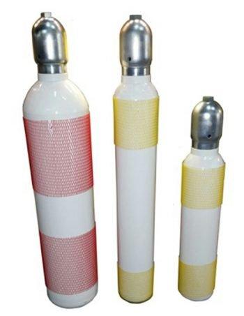 Schietsport cilinder 300 bar